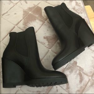 Michael Kors Thea Wedge Ankle Boot